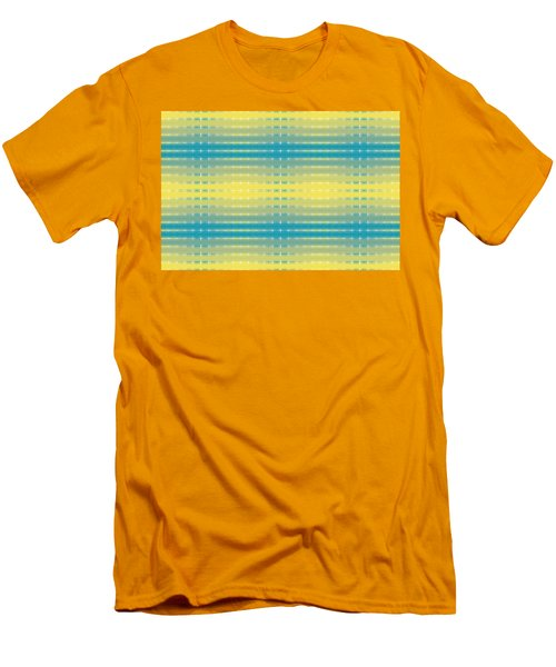 Citrus Warp 3 Men's T-Shirt (Athletic Fit)