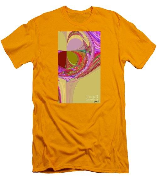 Color Symphony Men's T-Shirt (Athletic Fit)