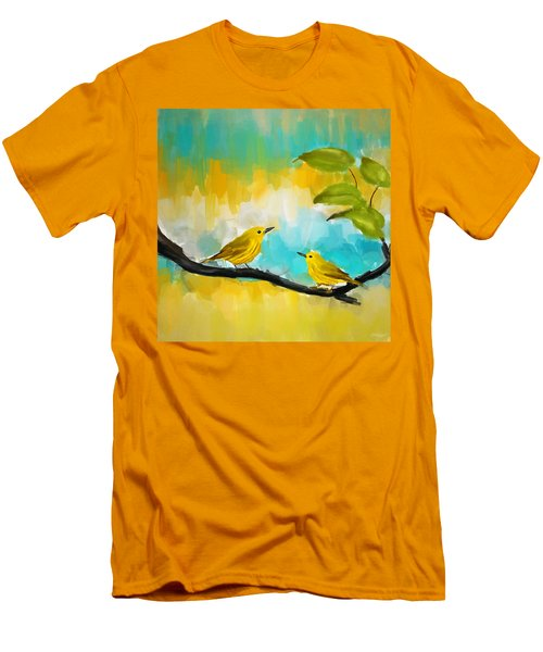 Companionship Men's T-Shirt (Slim Fit)