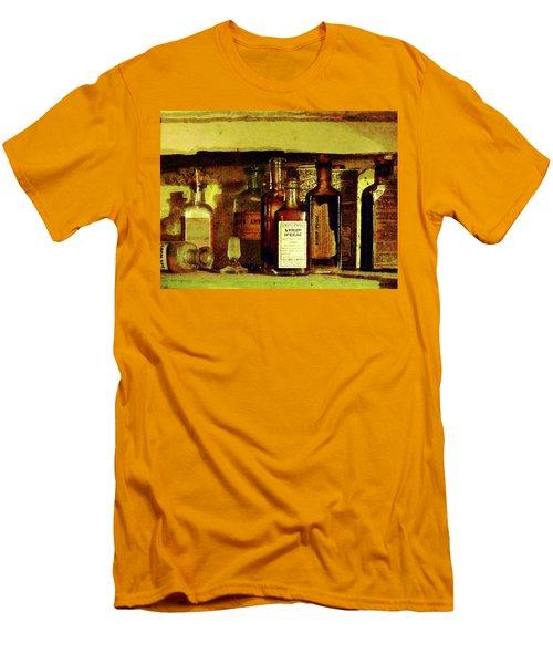 Doctor - Syrup Of Ipecac Men's T-Shirt (Slim Fit) by Susan Savad