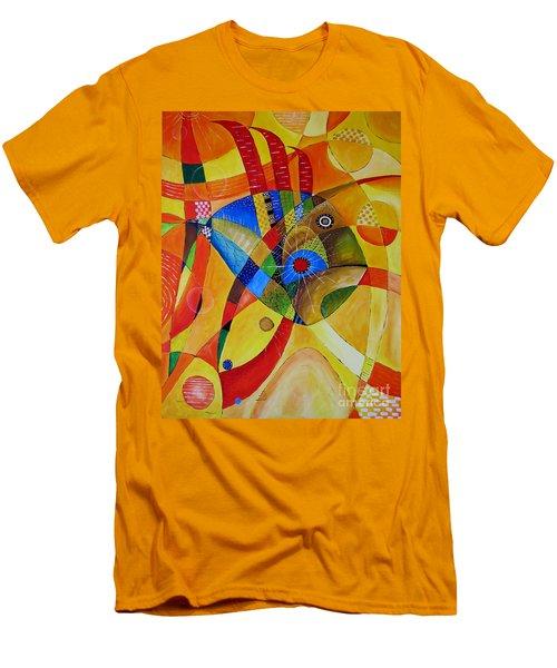 Fish 752 - Marucii Men's T-Shirt (Athletic Fit)