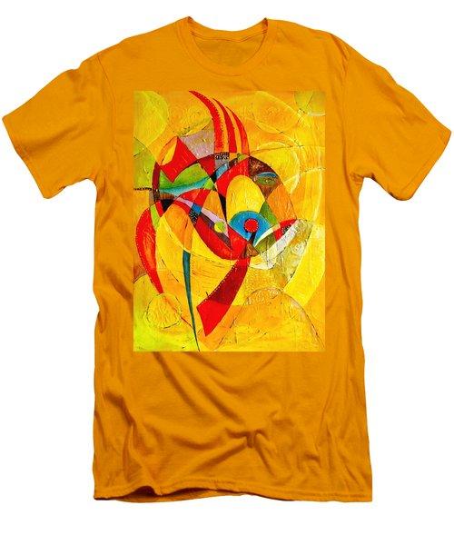 Fish II - Marucii Men's T-Shirt (Athletic Fit)