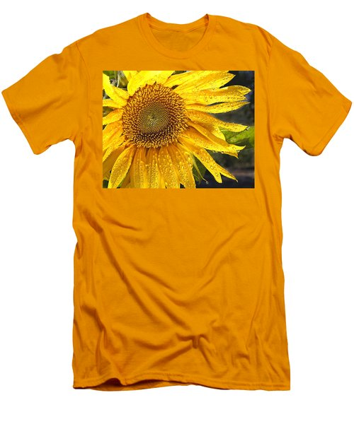 Here Comes The Sun Men's T-Shirt (Slim Fit) by Jean Noren