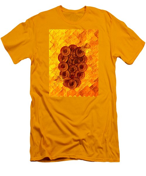 Honeybee 2 Men's T-Shirt (Athletic Fit)
