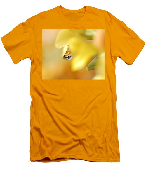 Just A Drop Of Spring Men's T-Shirt (Athletic Fit)