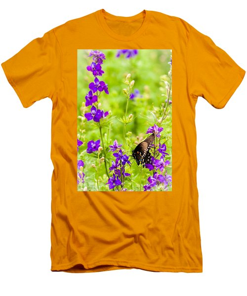 Larkspur Visitor Men's T-Shirt (Athletic Fit)