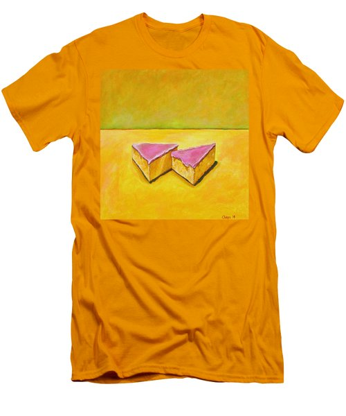 Mexican Pink Cake Men's T-Shirt (Slim Fit)