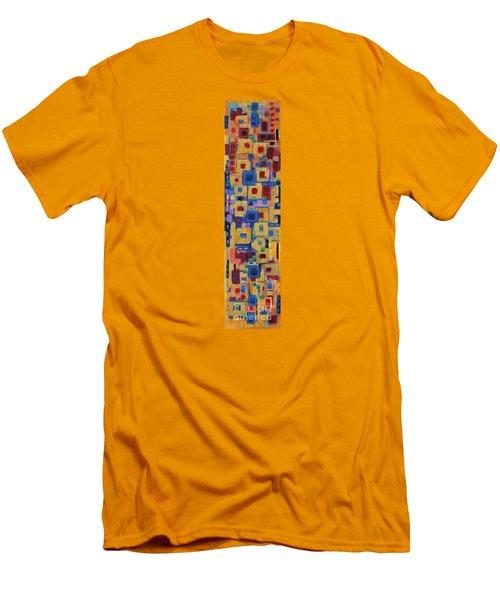 My Jazz N Blues 1 Men's T-Shirt (Slim Fit)
