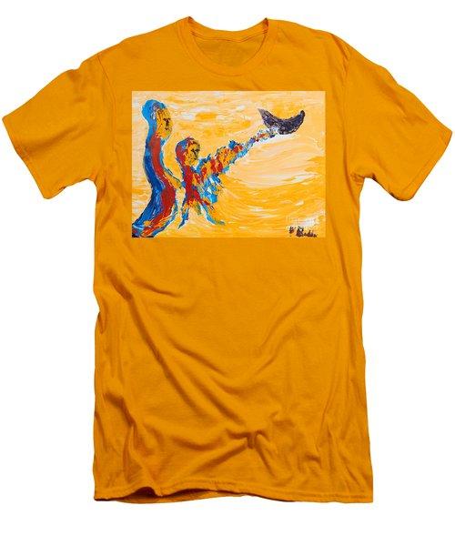 Noah's Ark Men's T-Shirt (Athletic Fit)