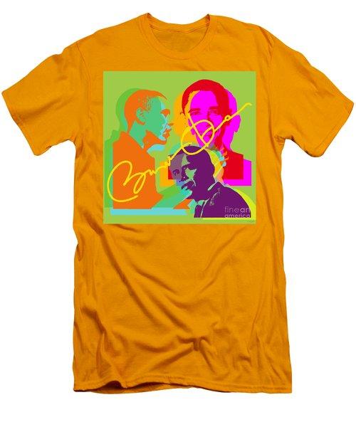 Obama Men's T-Shirt (Athletic Fit)