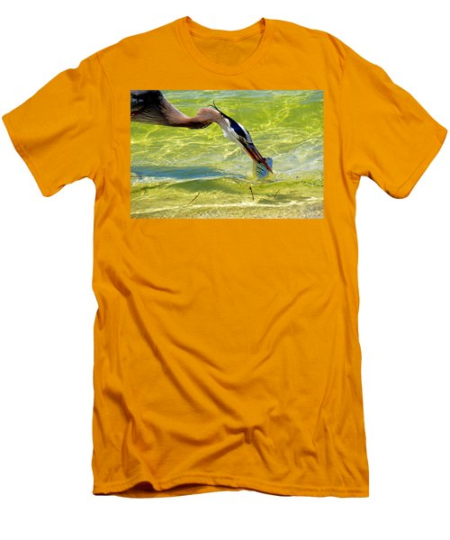 Plucked From The Sea Men's T-Shirt (Athletic Fit)