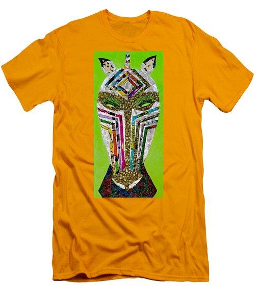 Punda Milia Men's T-Shirt (Slim Fit) by Apanaki Temitayo M