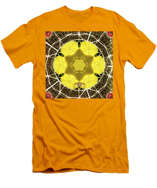 Queen Bee-nectar Of Life Men's T-Shirt (Athletic Fit)