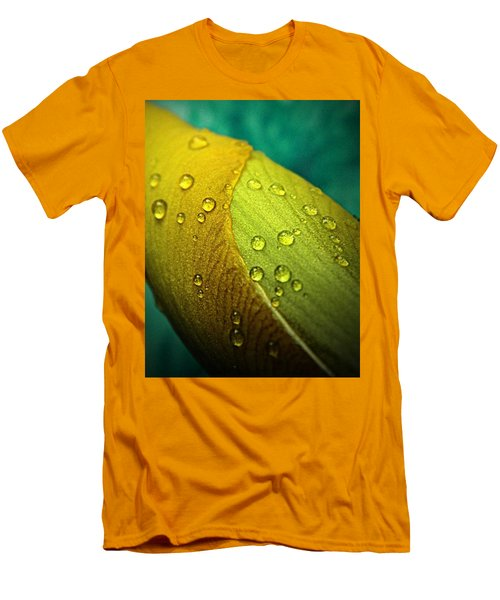 Rain Wrapped Men's T-Shirt (Athletic Fit)