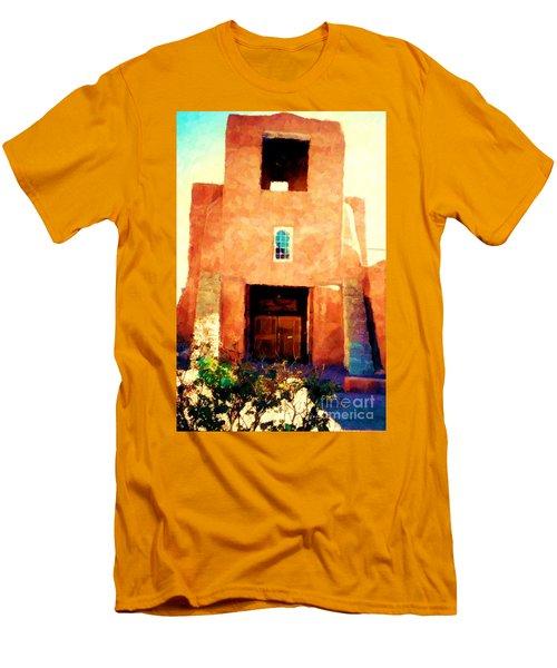 Sanmiguel Men's T-Shirt (Athletic Fit)