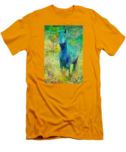 Summer Storm Men's T-Shirt (Slim Fit) by Greg Collins