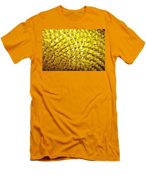 Sunflower 1 Men's T-Shirt (Athletic Fit)
