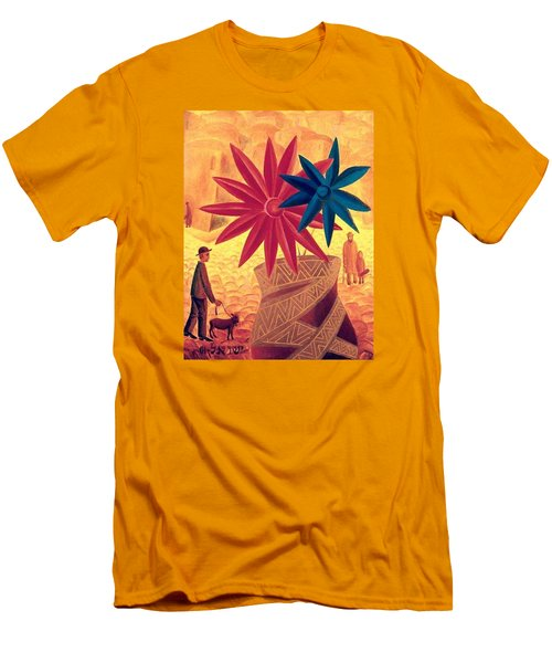 The Golden Jar Men's T-Shirt (Athletic Fit)