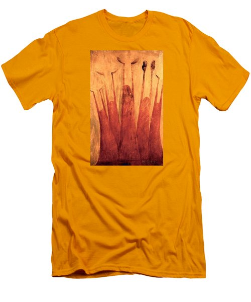 The Tree Of Weeping Men's T-Shirt (Athletic Fit)