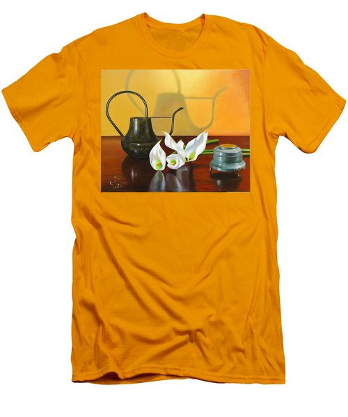 The Watering Can Men's T-Shirt (Athletic Fit)