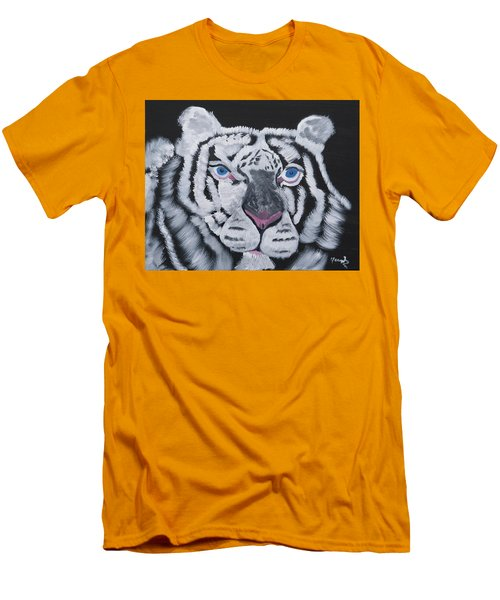 Jungle Eyes Men's T-Shirt (Athletic Fit)