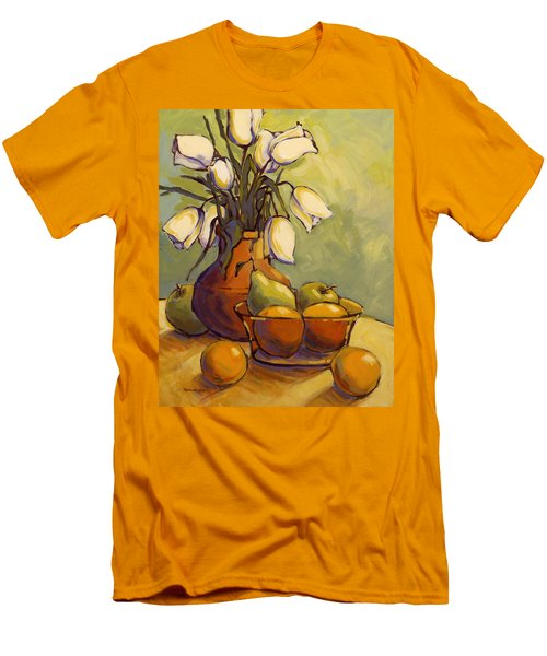 Tulips 1 Men's T-Shirt (Athletic Fit)