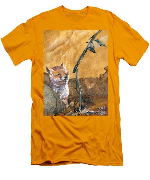 Tyrah's Tale Men's T-Shirt (Athletic Fit)