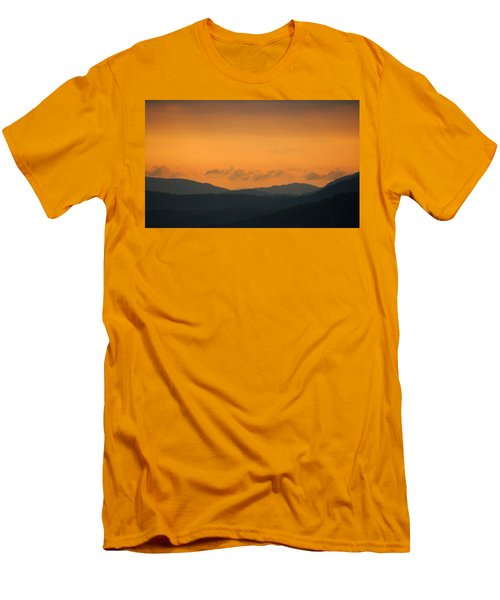 Adirondacks Men's T-Shirt (Athletic Fit)