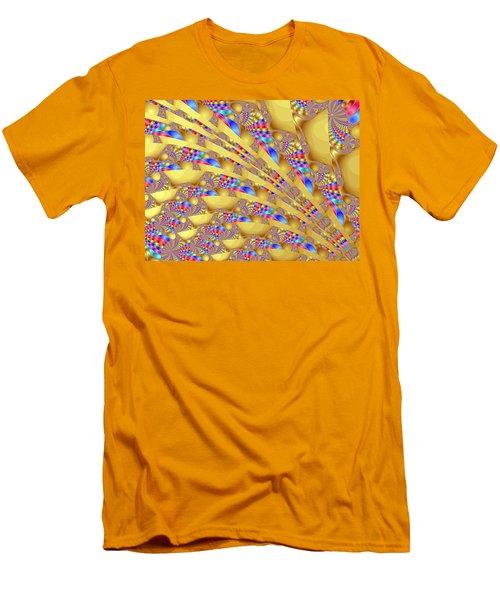 Complex Garden 2 Men's T-Shirt (Athletic Fit)