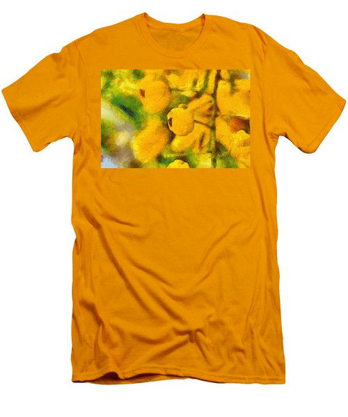 Golden Shower Men's T-Shirt (Athletic Fit)