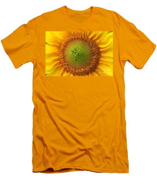 Sunflower Fantasy Men's T-Shirt (Athletic Fit)