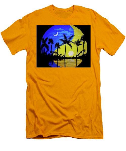 Badmoon Men's T-Shirt (Athletic Fit)