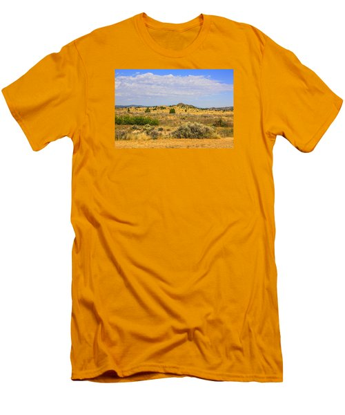 Big Sky Country Men's T-Shirt (Slim Fit) by Chris Smith