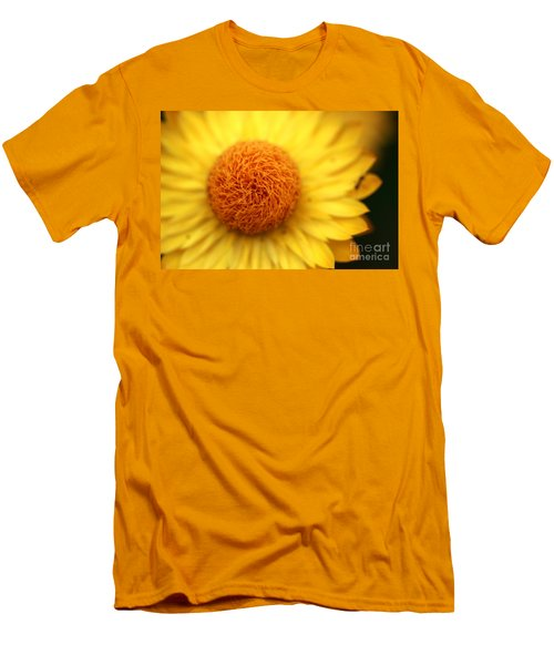 Men's T-Shirt (Slim Fit) featuring the photograph Crazy Spin by Stephen Mitchell