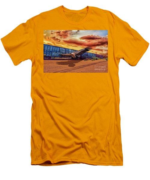 Forsaken Men's T-Shirt (Slim Fit) by Billie-Jo Miller