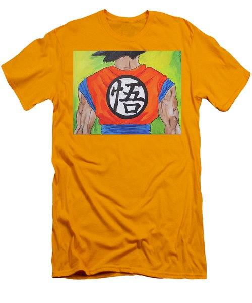 Goku Kanji Men's T-Shirt (Athletic Fit)