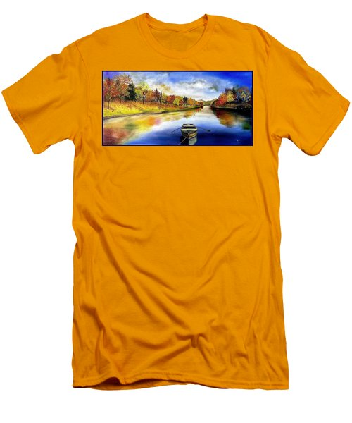 The Hiding Place Men's T-Shirt (Athletic Fit)