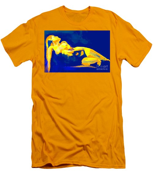 Evening Nude Men's T-Shirt (Slim Fit)