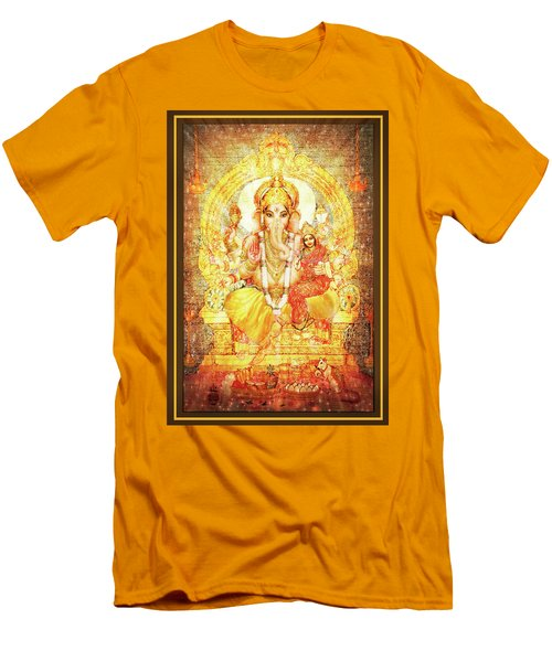 Ganesha Ganapati - Success Men's T-Shirt (Athletic Fit)