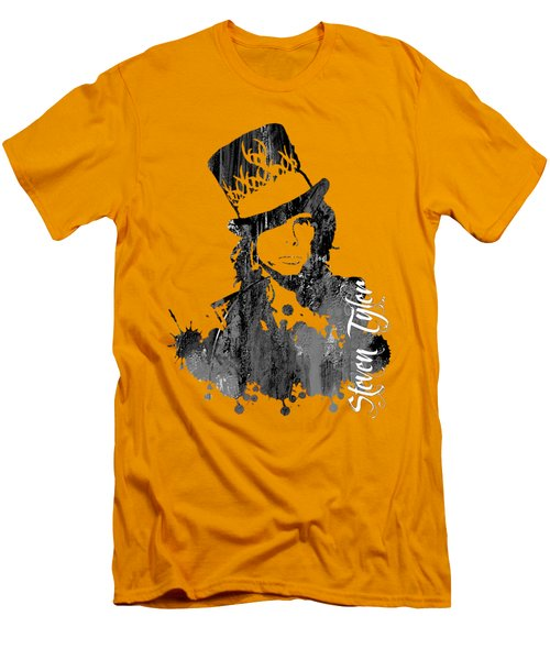 Steven Tyler Collection Men's T-Shirt (Slim Fit) by Marvin Blaine