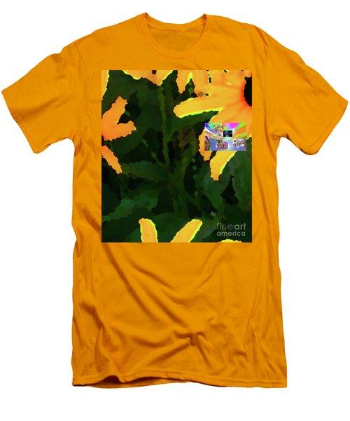 4-19-2057f Men's T-Shirt (Athletic Fit)