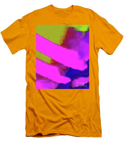 7-19-2015babcdefghijk Men's T-Shirt (Athletic Fit)