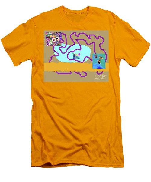 8-18-3057p Men's T-Shirt (Athletic Fit)