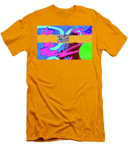 8-2-2057v Men's T-Shirt (Athletic Fit)