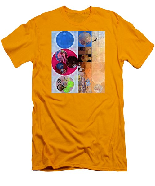 Abstract Painting - Wafer Men's T-Shirt (Athletic Fit)