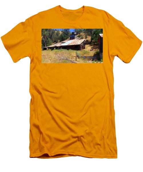 Affordable Housing 2 Men's T-Shirt (Athletic Fit)