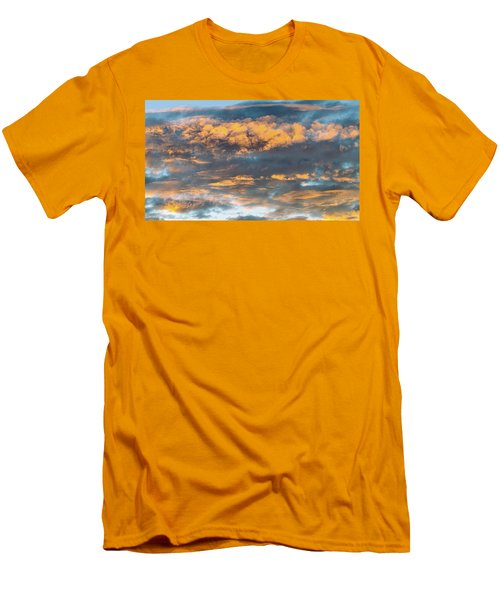 Clouds Of A Different Color Men's T-Shirt (Athletic Fit)