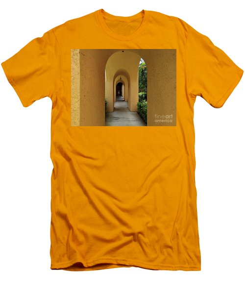 Archway Men's T-Shirt (Slim Fit) by Gary Wonning
