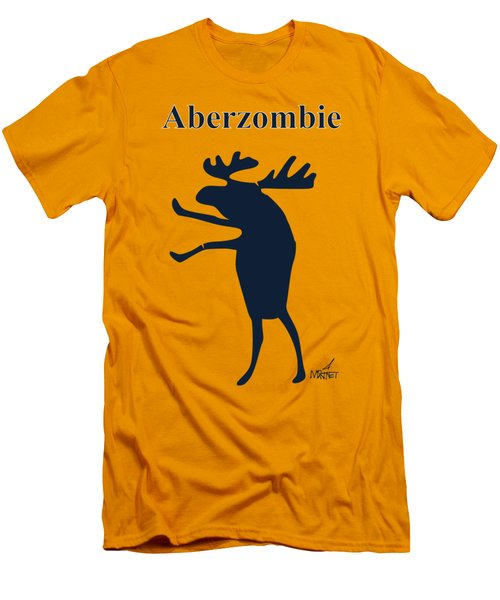 Aberzombie Men's T-Shirt (Athletic Fit)