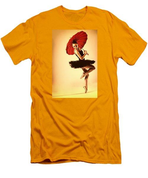 Audrey Would Men's T-Shirt (Athletic Fit)
